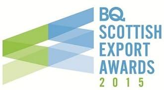 BQ Scottish Export Awards Identity 2015