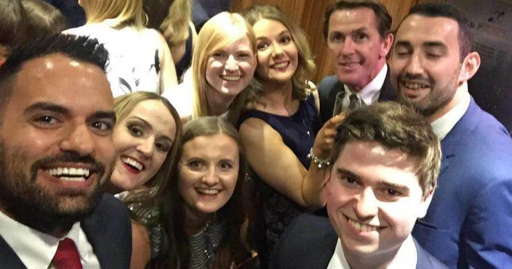 Sports Dinner in Aid of Action for ChildrenScotland