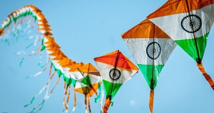 Paper – Flying High for Indian Independence Day Celebrations!