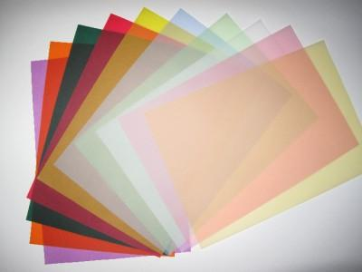 Stocklot offer: White & Coloured Tracing Paper, Available in Reels andSheets