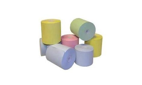 coloured  offset paper
