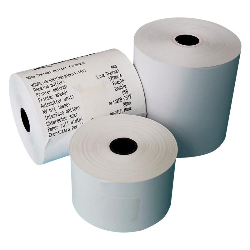 thermal paper uses