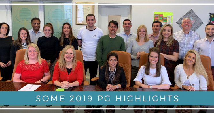 PG Annual Review 2019