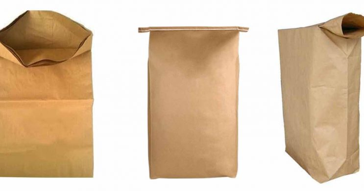 natural bag kraft