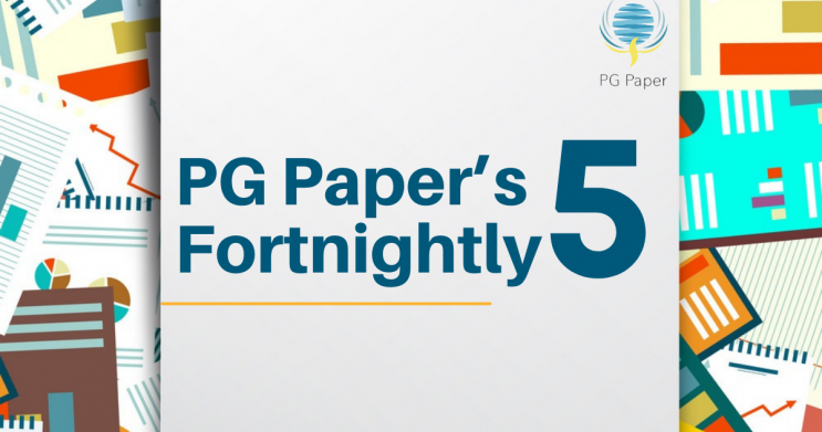 Fortnightly update by PG Paper